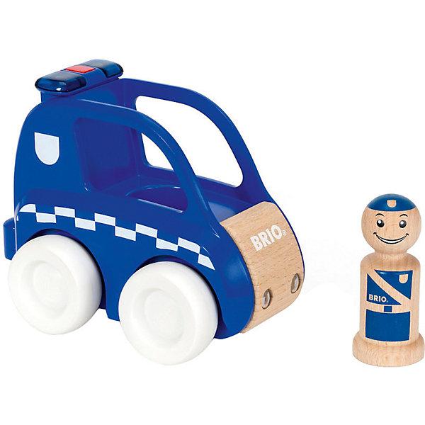 BRIO Игровой набор Brio Мой родной дом Полицейская машина
