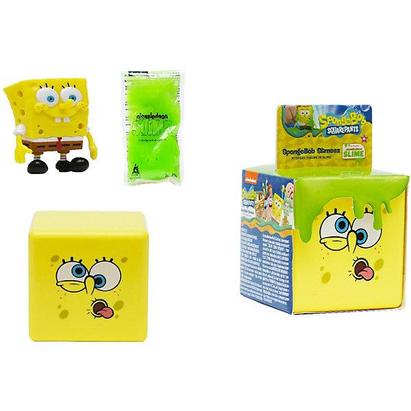 Игровой набор SpongeBob, слайм