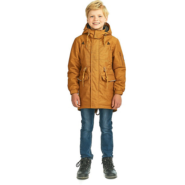 """Куртка Premont """"Пустыня Осойос"""" для мальчика, Желтый"""