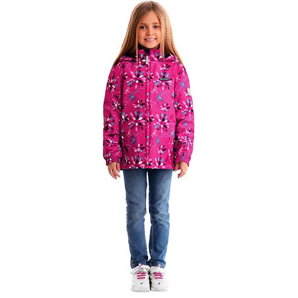 """Куртка Premont """"Кувшинка Фабиола"""" для девочки, Розовый"""