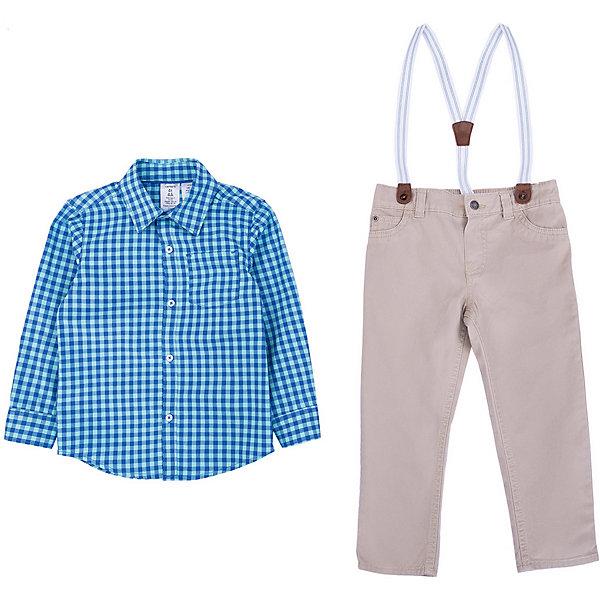 carter`s Комплект Carter's: рубашка и брюки