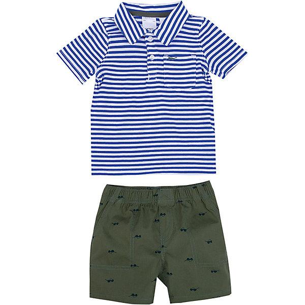 carter`s Комплект Carter's: поло и шорты