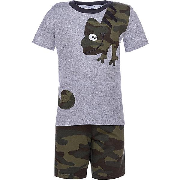 цена на carter`s Комплект Carter's: футболка и шорты