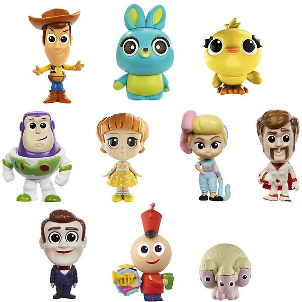 Mattel Набор мини-фигурок История игрушек 4, 10 шт