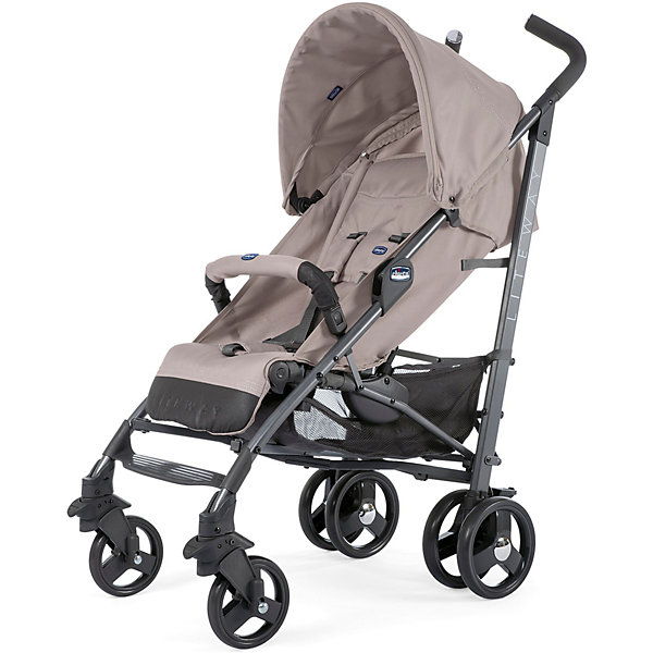 Коляска Chicco Lite Way3 - Top Dark Beige
