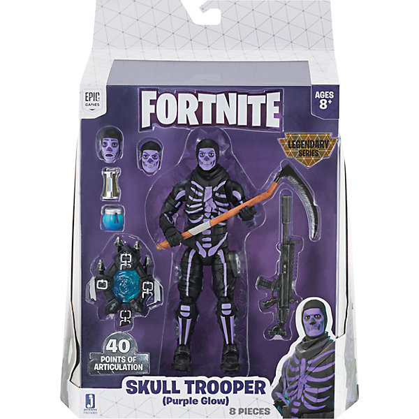 Jazwares Игровой набор Fortnite Скелет