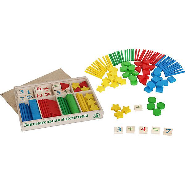 Краснокамская игрушка Обучающий набор Занимательная математика