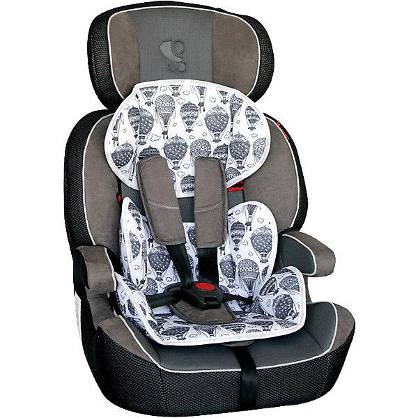 Автокресло Lorelli LD-01 Navigator 9-36 кг, серыйГруппа 1-2-3  (от 9 до 36 кг)<br>Характеристики:<br><br>• тип товара: автокресло <br>• материал: пластик, металл, текстиль<br>• вес ребенка: от 9 до 36 кг<br>• страна бренда: Болгария<br><br><br>Автокресло со стильным дизайном легко крепится в автомобиле. Модель имеет 5-точечный ремень безопасности, который можно отрегулировать по высоте. Сделаны мягкие накладки. Спинка фиксируется в разных положениях. Автокресло может трансформироваться в бустер. Тканевую часть можно снять и постирать. Для малышей предусмотрена вставка.