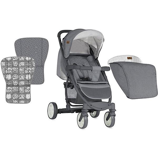 Купить Прогулочная коляска Lorelli S-300, серый, Болгария, Унисекс
