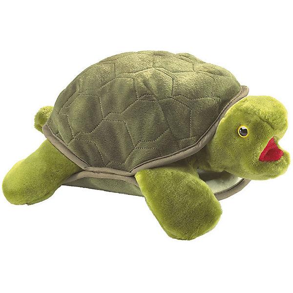 Купить Мягкая игрушка Folkmanis «Черепаха», 33 см, Китай, разноцветный, Унисекс