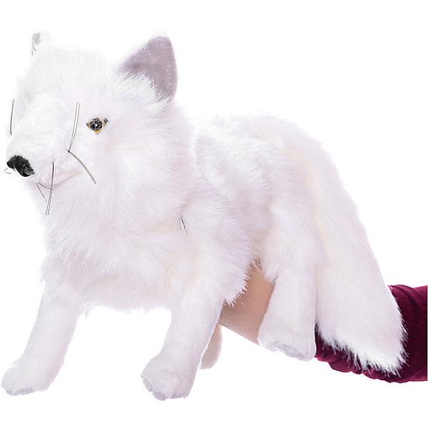 Купить Мягкая игрушка Folkmanis «Песец», 64 см, Китай, разноцветный, Унисекс