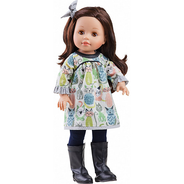 Купить Кукла Paola Reina «Эмили», 42 см, Испания, разноцветный, Женский