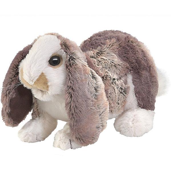 Купить Мягкая игрушка Folkmanis «Вискоухий крольчонок», 25 см, Китай, разноцветный, Унисекс