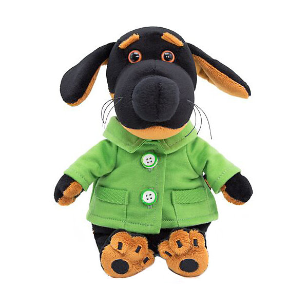 Budi Basa Мягкая игрушка Собака Ваксон Baby в пиджачке, 20 см