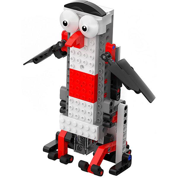 Конструктор Xiaomi Mi Mini Robot BuilderПластмассовые конструкторы<br>Характеристика:<br><br>• материал: пластик<br>• размер: 27х18х5,5 см<br>• количество деталей: 305 шт<br>• поддержка: Bluetooth<br>• дистанционное управление<br>• страна бренда: Китай<br><br>Конструктор может стать не только интересной игрушкой, но также средством для развития ребенка. Из деталей, которые соединяются магнитами, можно собрать множество различных фигур. Отличительной особенностью конструктора является то, что для сборки фигур можно пользоваться специальным приложением от фирмы Xiaomi, в котором есть подробные 3D-чертежи, а для наглядности все детали можно поворачивать и изменять их размер вручную. После завершения сборки игрушку можно подключить к смартфону при помощи Bluetooth, а ее поведением управлять используя специальное приложение. Умный конструктор сделан из гипоаллергенных материалов и безопасен для ребенка.