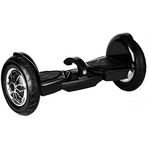 Гироскутер Koowheel K10, черныйГироскутеры<br>Характеристика:<br><br>• материал: металл<br>• размер колес: 25,4 см<br>• мощность двигателя: 2х350 W<br>• аккумулятор: 36 V<br>• максимальная скорость зарядки: 180 мин<br>• максимальная скорость: 12 км/ч<br>• максимальное расстояние на одной зарядке: 15-20 км<br>• страна бренда: Китай<br><br>Прогулки на гироскутере могут подарить много положительных впечатлений его обладателю. Благодаря автоматической системе самобалансировки стоять на транспортном средстве и управлять им совсем несложно. Аккумулятор произведен в Южной Корее. Отличительной особенностью данной модели является то, что она оснащена современной платой Тао Тао. Это позволяет регулировать через мобильное приложение чувствительность самого устройства, скорость максимальную и во время движения, а также смотреть пробег в километрах, заряд аккумулятора в процентах и прокладывать маршрут до необходимого пункта назначения.