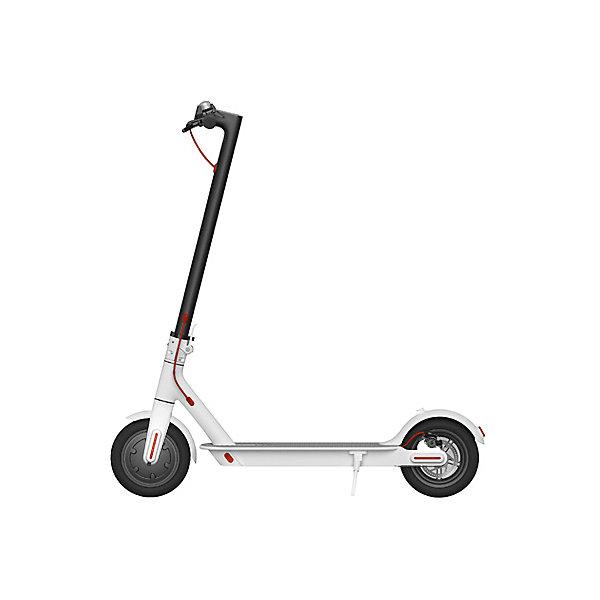 Купить Электросамокат Xiaomi Mi Electric Scooter, белый, Китай, Унисекс