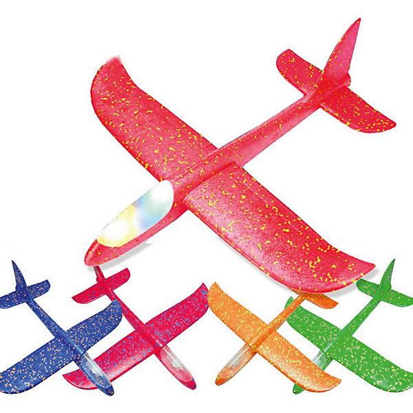 Купить Планер 1Toy сборный, 46х47, 5 см, Китай, разноцветный, Унисекс