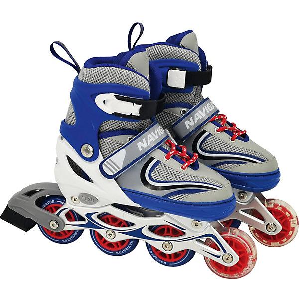 1Toy Роликовые коньки 1Toy, синие