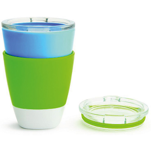Набор цветных стаканчиков  Munchkin 2шт.