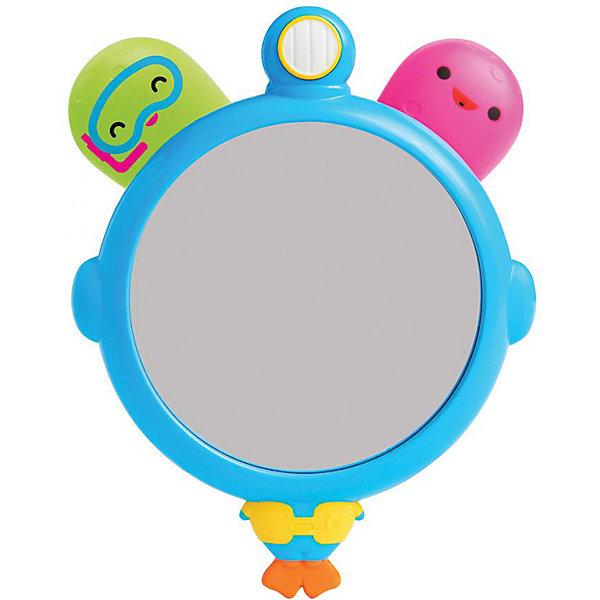 Купить Игрушки для ванны Munchkin Зеркало и брызгалки осьминожки, Китай, разноцветный, Унисекс