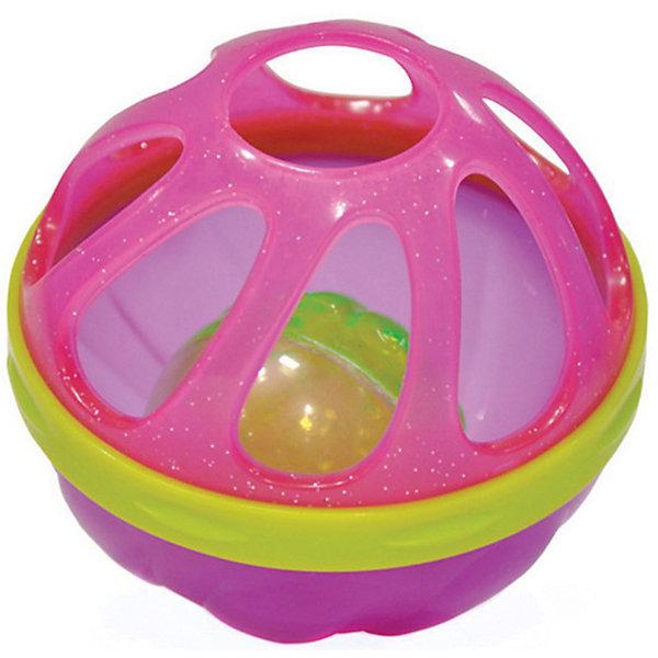Купить Игрушки для ванны Munchkin Мячик, розовый, Китай, Унисекс