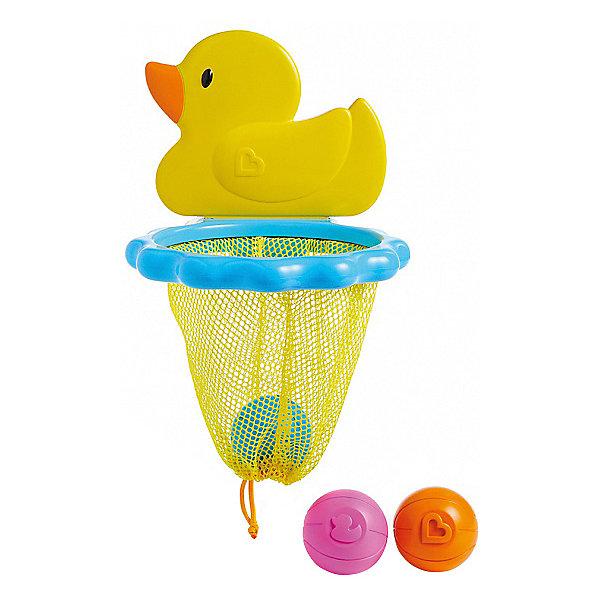 Купить Игрушки для ванны Munchkin Баскетбол Утка, Китай, разноцветный, Унисекс