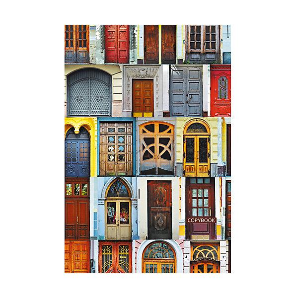 Канц-Эксмо Тетрадь «Канц-Эксмо» Городской стиль Архитектурные акценты