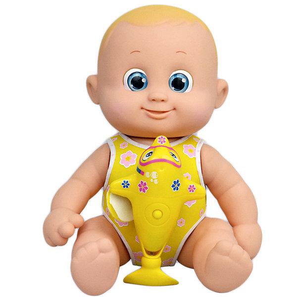 Bouncin' Babies Интерактивная кукла Bouncin' Babies Кукла Баниэль, плавающая с дельфином, 35 см кукла наша игрушка кукла 35 см мягкая