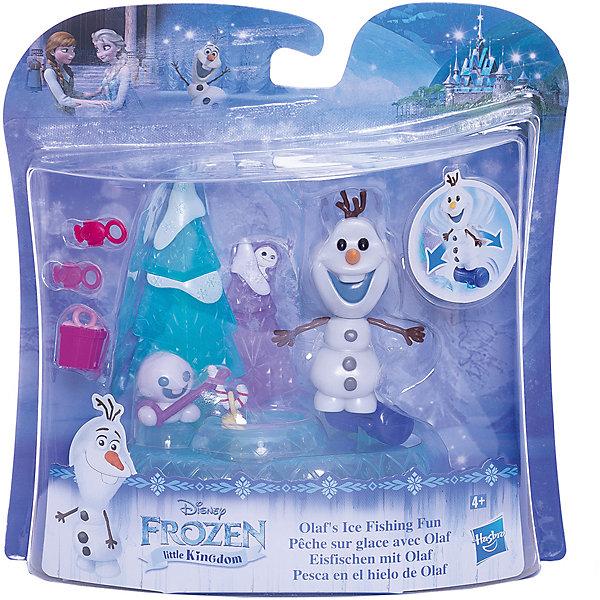 Hasbro Игровой набор Disney Princess Холодное сердце Олаф и снежное путешествие