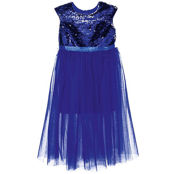 Купить Нарядное платье Aliciia, Китай, темно-синий, 122, Женский