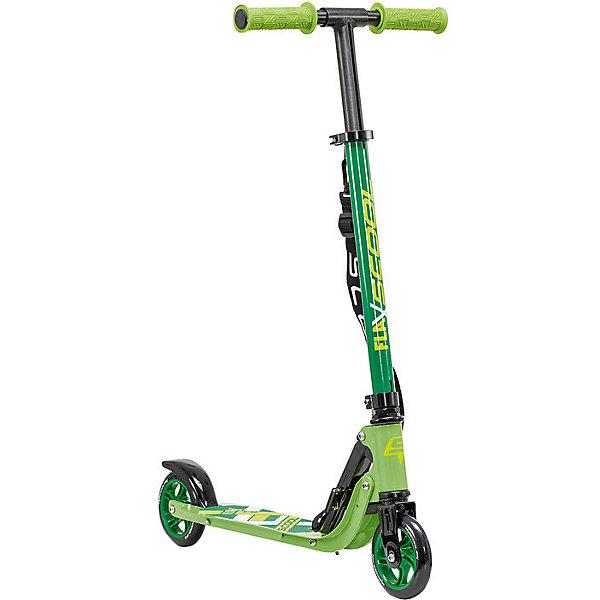 Двухколёсный самокат Scool Flax 8.1, зелёно-жёлтыйСамокаты<br>Характеристики товара:<br><br>• материал: металл<br>• максимальная нагрузка: 100 кг<br>• регулируемая высота руля, минимальная позиция: 73 см<br>• тип тормоза: ножной<br>• транспортировочный ремень<br>• страна бренда: Германия<br><br>Самокат оснащён складным механизмом для лёгкой транспортировки и компактного хранения. Платформа с нескользящим покрытием обеспечит устойчивость во время движения. Руль с удобными накладками. Высокая нагрузка позволяет кататься как детям, так и взрослым. Есть подножка.