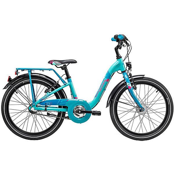 цена на Scool Двухколесный велосипед Scool chiX 20