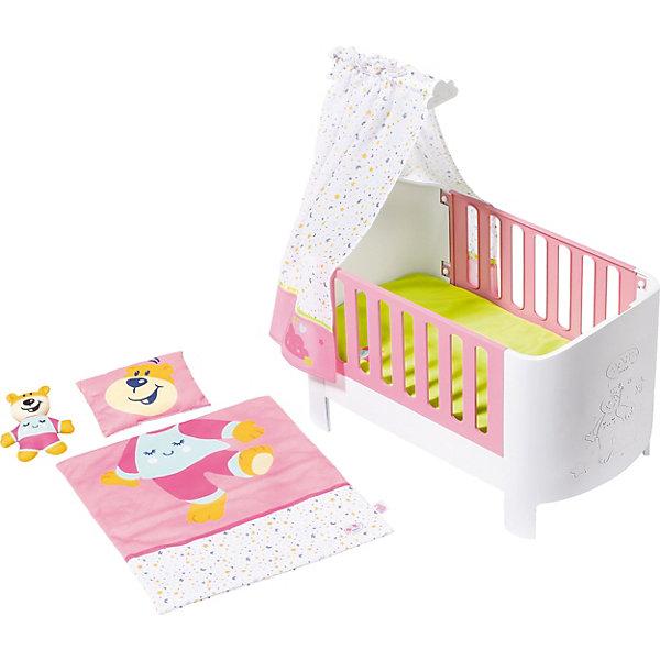 Zapf Creation Мебель для куклы Baby Born Кроватка