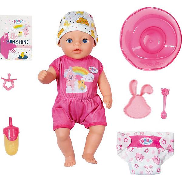 Zapf Creation Интерактивная кукла Zapf Creation My Little Baby Born