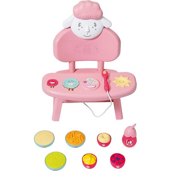 Zapf Creation Игровой набор Baby Annabell Обеденный стол