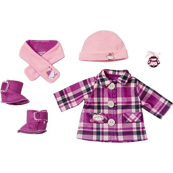 Одежда для куклы Zapf Creation Baby Annabell Модная зима