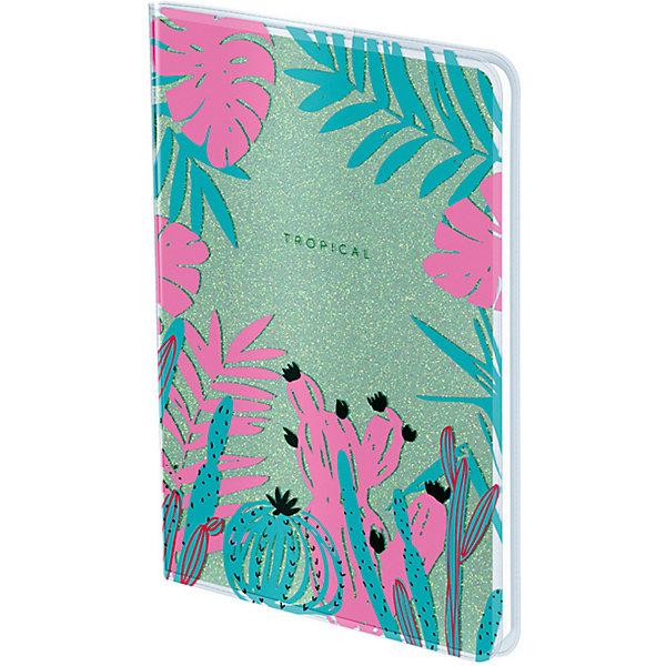Купить Записная книжка Greenwich Line Tropical trend, 80 листов, Китай, Унисекс