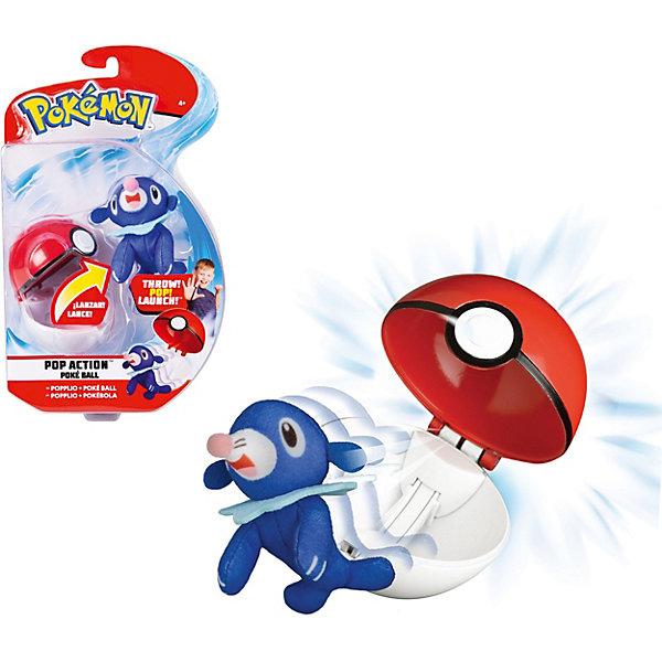Росмэн Игровой набор Pokemon Попплио, 5 см