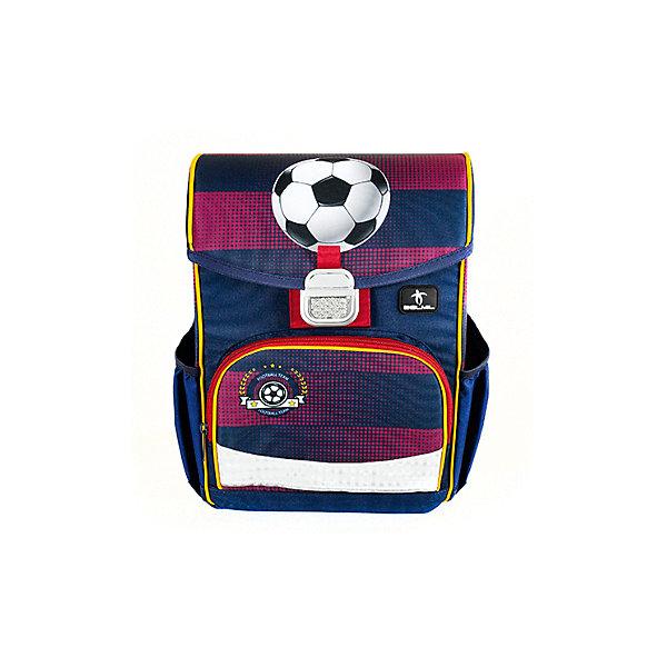 Купить Ранец Belmil Click Football club, красно-синий, Сербия, синий/красный, Мужской