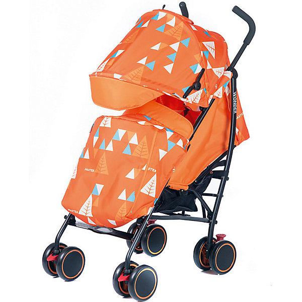 Baby Hit Коляска-трость Babyhit Wonder, оранжевая