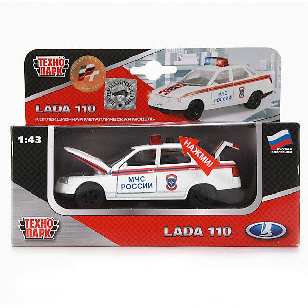 Купить Инерционная машина Технопарк Lada 2110 МЧС России, ТЕХНОПАРК, Китай, Мужской