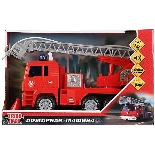 ТЕХНОПАРК Инерционная машина Технопарк Пожарная