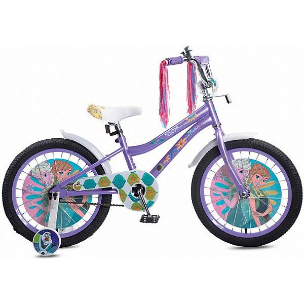 Navigator Двухколесный велосипед Disney Холодное сердце, 18