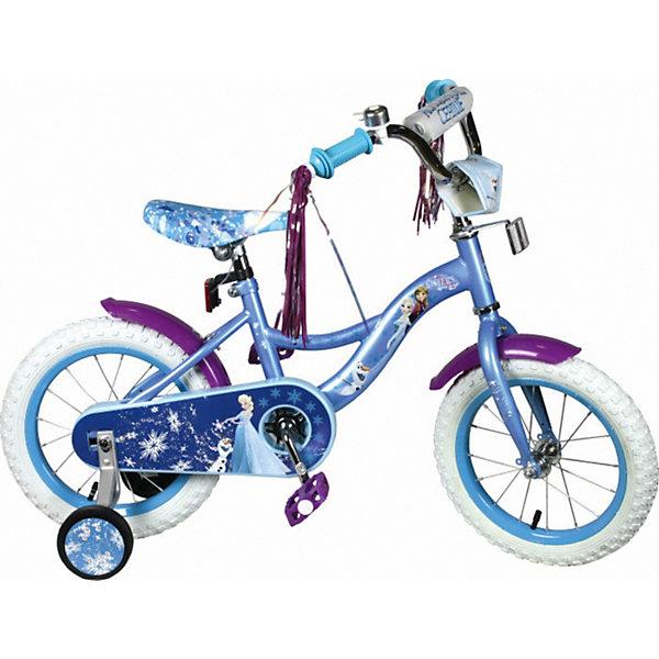 Navigator Двухколесный велосипед Disney Холодное сердце, 12 дюймов