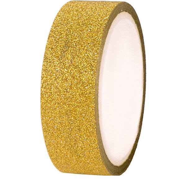 Феникс-Презент Декоративная самоклеющаяся лента Золото