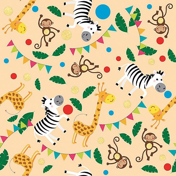 Феникс-Презент Упаковочная бумага Поздравляшки и праздник