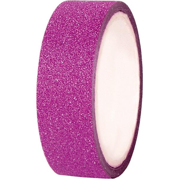 Феникс-Презент Декоративная самоклеющаяся лента Фиолетовая