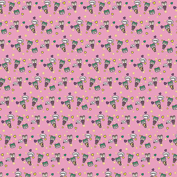 Феникс-Презент Упаковочная бумага Цветные человечки