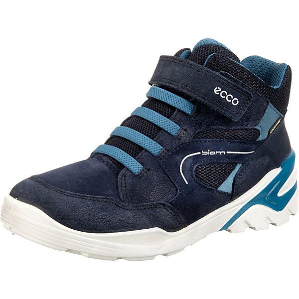 Купить Утеплённые ботинки ECCO, Индонезия, синий, 38, 37, 35, 31, 34, 29, 30, 32, 36, 33, Унисекс